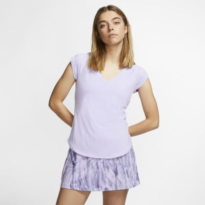 Camisola de ténis NikeCourt Pure para mulher