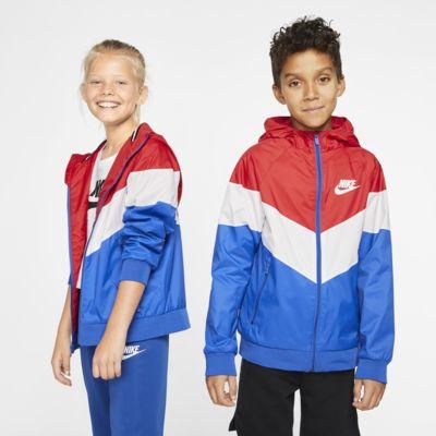 Nike Sportswear Windrunner Big Kids' Jacket