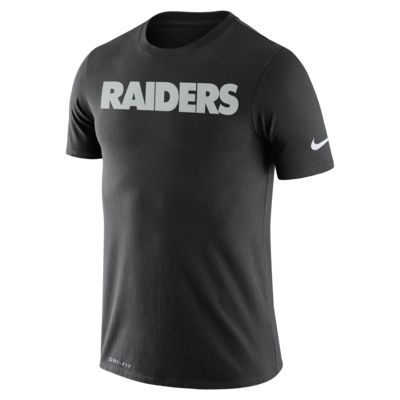 Tee-shirt Nike Dri-FIT (NFL Raiders) pour Homme