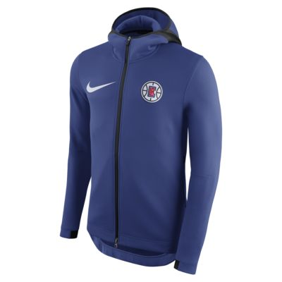 LA Clippers Nike Therma Flex Showtime Men's NBA Hoodie