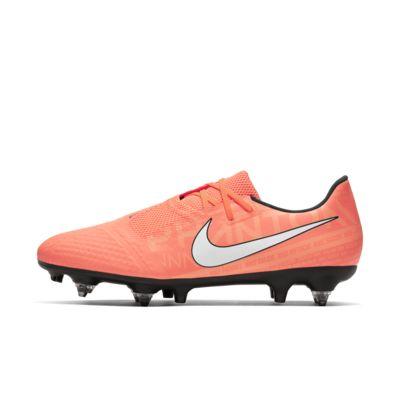 Nike PhantomVNM Academy SG-Pro Anti-Clog Traction-fodboldstøvle til vådt græs
