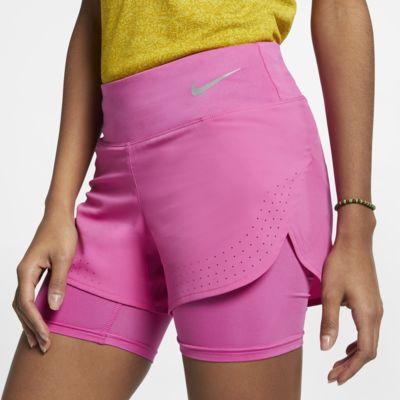 Γυναικείο σορτς για τρέξιμο Nike Eclipse 2-σε-1