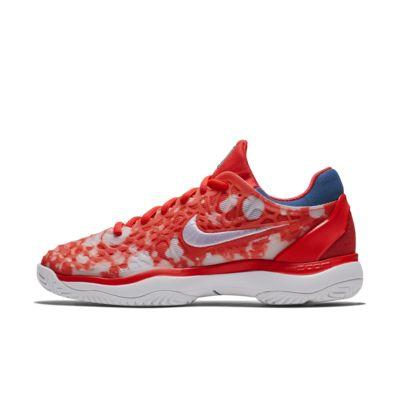 NikeCourt Air Zoom Cage 3 Premium Women's Tennis Shoe