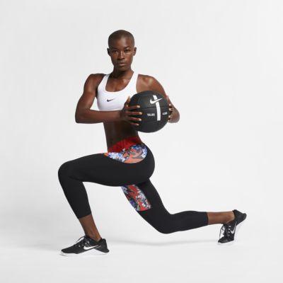 Nike Pro Women's Floral Crops