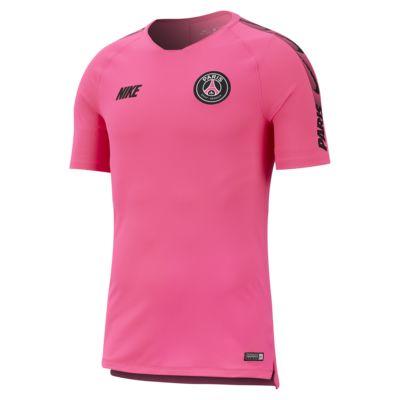 Top de fútbol para hombre Paris Saint-Germain Breathe Squad
