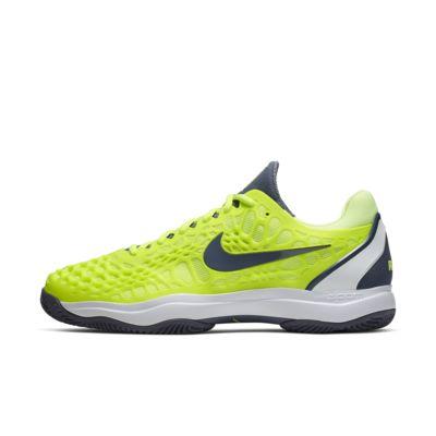 Мужские теннисные кроссовки для грунтовых кортов NikeCourt Zoom Cage 3  - купить со скидкой