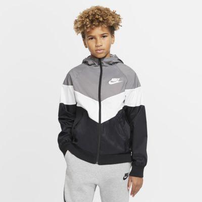 Casaco Nike Sportswear Windrunner Júnior