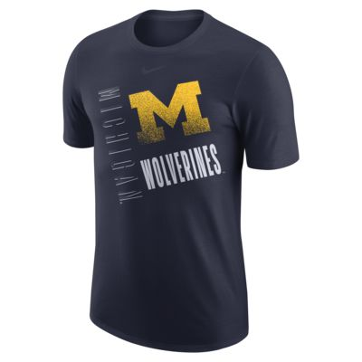 Nike College Dri-FIT (Michigan) Men's JDI T-Shirt