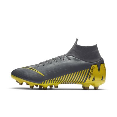 02ea7e75bfb Nike Mercurial Superfly VI Pro AG-PRO Artificial-Grass Football Boot ...