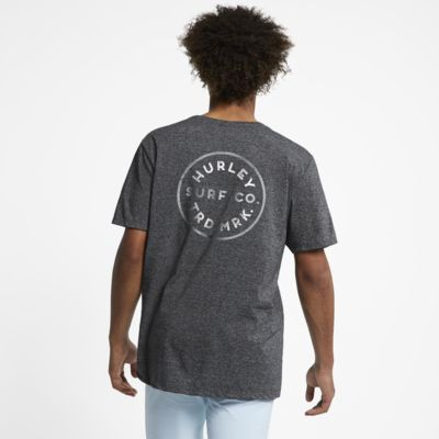 T-shirt Hurley Hayden för män
