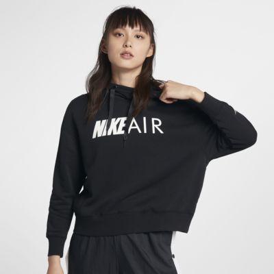 Nike Air kapucnis női pulóver