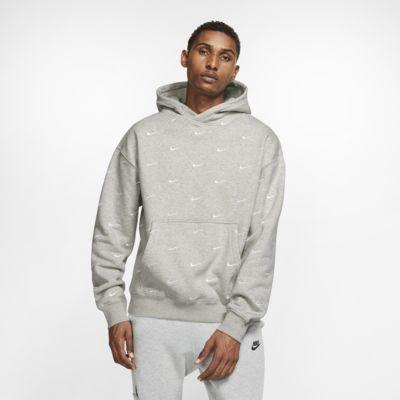 Nike Men's Swoosh Logo Hoodie