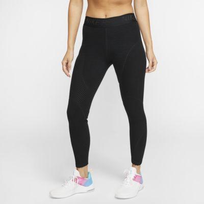 Mallas de tejido velour para mujer Nike Pro HyperWarm
