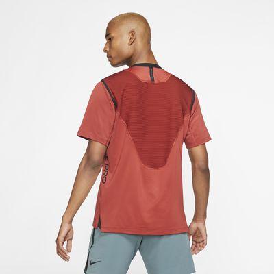 Nike Pro AeroAdapt Camiseta de manga corta - Hombre