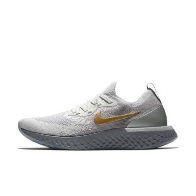 Nike Epic React Flyknit Metallic Premium Women's Running Shoe