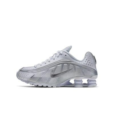 Nike Shox R4 Older Kids' Shoe