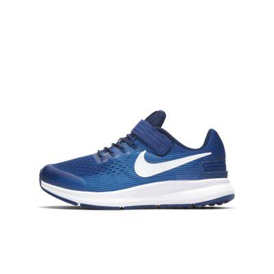 Nike Zoom Pegasus 34 FlyEase Laufschuh für jüngere/ältere Kinder