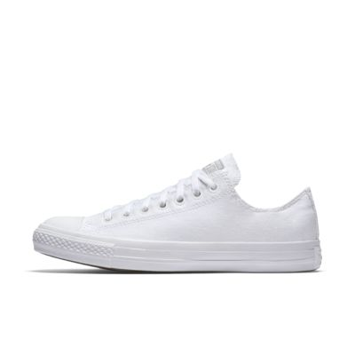 Converse Chuck Taylor Monochrome Low Top Unisex Shoe