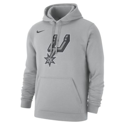 San Antonio Spurs Nike Men's NBA Hoodie