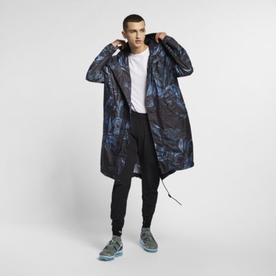 Εμπριμέ παρκά Nike Sportswear NSW