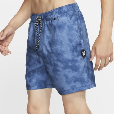 Boardshort Hurley Paradise Wash Volley 43 cm pour Homme