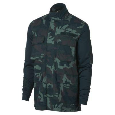 Veste camouflage Nike Sportswear NSW pour Homme