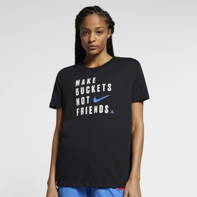 Женская баскетбольная футболка Nike Dri-FIT