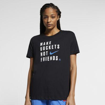 Nike Dri-FIT basket-T-skjorte til dame