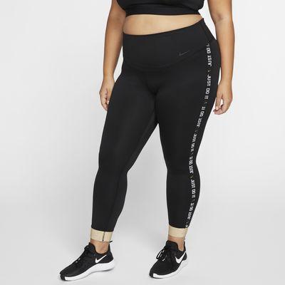 Nike One Icon Clash Women's 7/8 Tights (Plus Size)