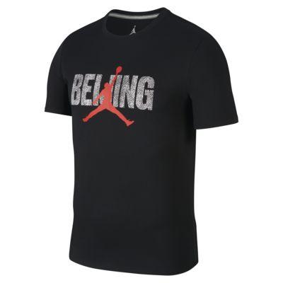 """Jordan """"Beijing"""" City 男子T恤"""