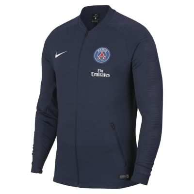 Paris Saint-Germain Anthem Herren-Fußballjacke