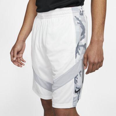 Nike Dri-FIT Courtlines Men's Printed Basketball Shorts