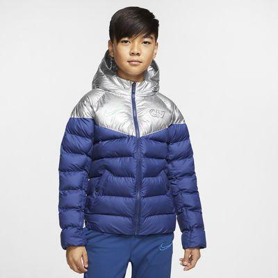 Fotbalová bunda CR7 pro větší děti
