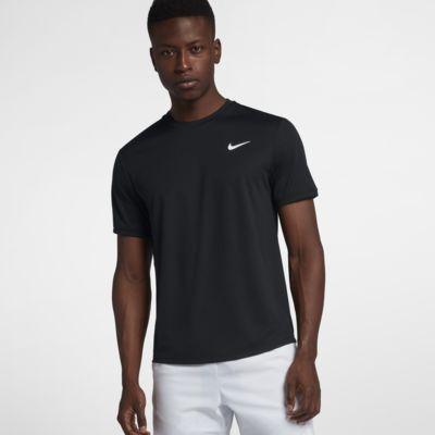 NikeCourt Dri-FIT 男款短袖網球上衣