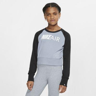 Nike Air Genç Çocuk (Kız) Crew Üst