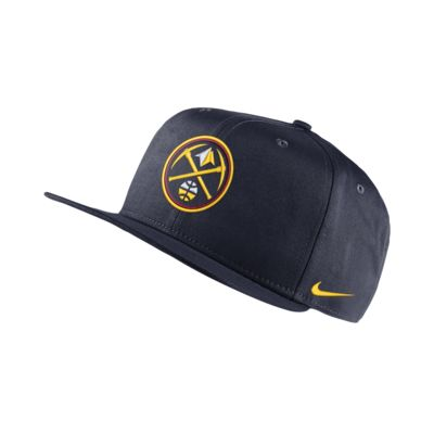 Denver Nuggets Nike Pro NBA Cap