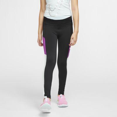 Nike Trophy Trainings-Tights für ältere Kinder (Mädchen)