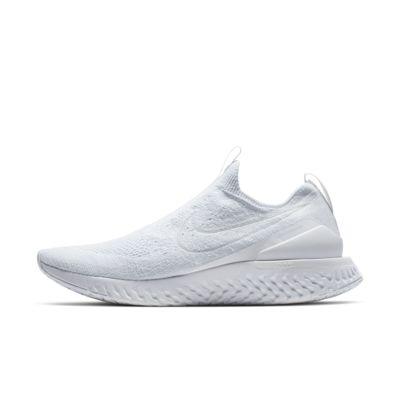 Nike Epic Phantom React Flyknit Sabatilles de running - Home