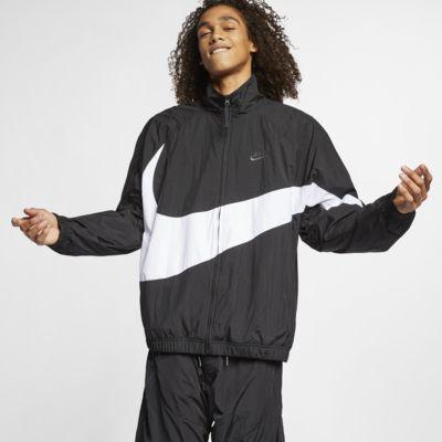 """Nike Sportswear """"Swoosh"""" Woven Windbreaker"""