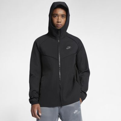Ανδρικό υφαντό τζάκετ Nike Sportswear Tech Pack