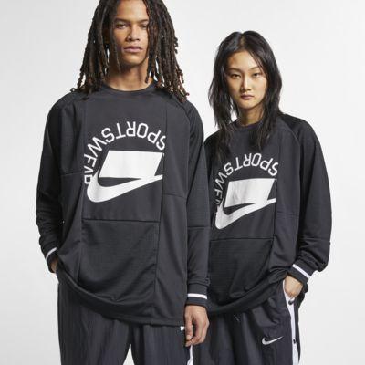 Langærmet Nike Sportswear NSW-overdel til mænd