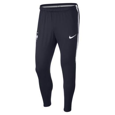 Męskie spodnie piłkarskie FFF Dri-FIT Squad