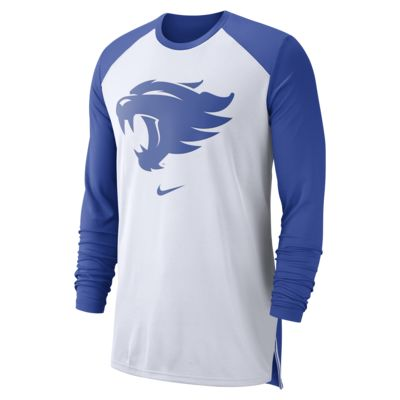 Nike College Breathe (Kentucky) Men's Long-Sleeve Top