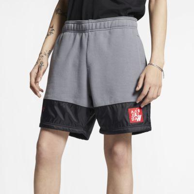 Jordan Legacy AJ4 男款 Fleece 短褲