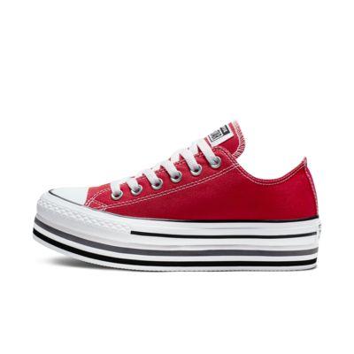 Chuck Taylor All Star Platform Low Top Womens Shoe