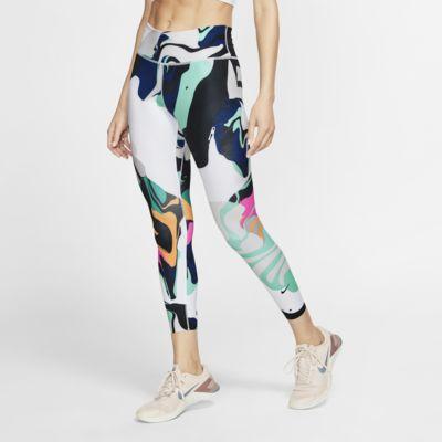 Nike One 女款訓練緊身九分褲