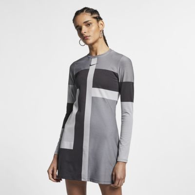 Nike Sportswear Tech Knit Women's Long-Sleeve Dress