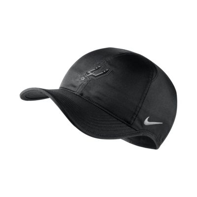 San Antonio Spurs Nike AeroBill Featherlight NBA Hat