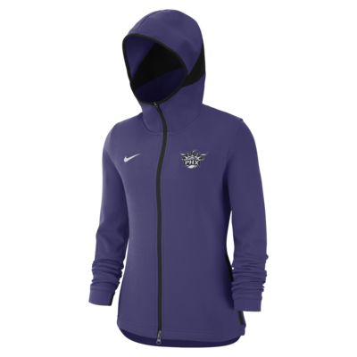 Phoenix Suns Nike Dri-FIT Showtime Women's NBA Hoodie