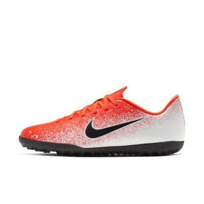 รองเท้าฟุตบอลสำหรับพื้นสนามหญ้าเทียม Nike MercurialX Vapor XII Club